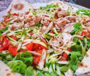 insalata specialissima - Bar Piadineria Marilyn